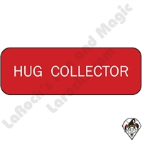 Stickers & Stuff | Pins & Buttons | Hug Collector Pin