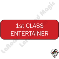 Stickers & Stuff | Pins & Buttons | Class Entertainer pins