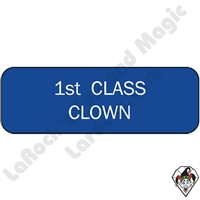 Stickers & Stuff | Pins & Buttons | Class Clown pins