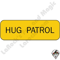 Stickers & Stuff | Pins & Buttons | Hug Patrol Pin