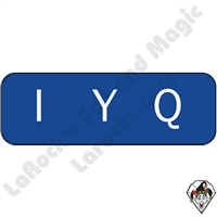 Stickers & Stuff | Pins & Buttons | IYQ Pin
