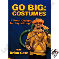 Go Big: Costumes DVD