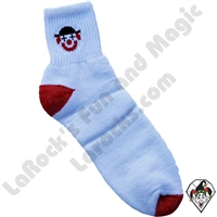 Clowning | Apparel | Clown Socks | Smiley Socks