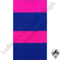 Clowning | Apparel | Clown Socks | Clown Socks Deluxe | Pink-Blue