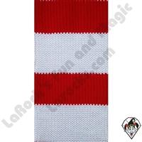 Clowning | Apparel | Clown Socks | Clown Socks Deluxe | Red/White