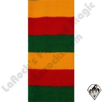 Clowning | Apparel | Clown Socks | Clown Socks Deluxe | Red/Yellow/Green