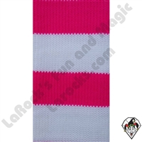 Clowning | Apparel | Clown Socks | Clown Socks Deluxe | Pink/White
