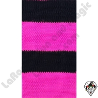 Clowning | Apparel | Clown Socks | Clown Socks Deluxe | Black/ Pink