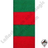 Clown Socks Deluxe Red/Green