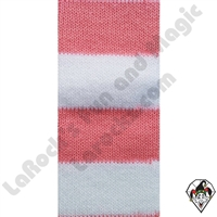 Clowning | Apparel | Clown Socks | Clown Socks Deluxe | White/Lt. Pink