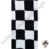 Clowning | Apparel | Clown Socks | Clown Socks Checkered | Black & White