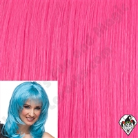 Clowning | Apparel | WIGS | Fantasy Wigs | Hot Pink