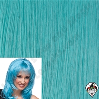 Clowning | Apparel | WIGS | Fantasy Wigs | Light Blue