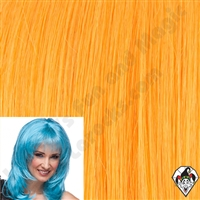 Clowning | Apparel | WIGS | Fantasy Wigs | Orange