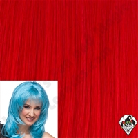 Clowning | Apparel | WIGS | Fantasy Wigs | Red