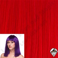Clowning | Apparel | WIGS | Color Cleo Wigs | Red