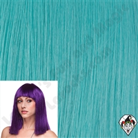 Clowning | Apparel | WIGS | Color Cleo Wigs| Light Blue