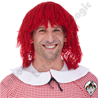 Clowning | Apparel | WIGS | Raggedy Ann and Andy Wigs | Andy