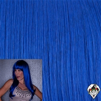 Clowning | Apparel | WIGS | Kelly Wigs | Blue