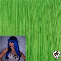 Clowning | Apparel | WIGS | Kelly Wigs | Green