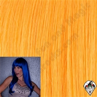Clowning | Apparel | WIGS | Kelly Wigs | Orange