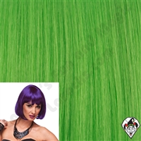 Clowning | Apparel | WIGS | Cindy Wigs | Green