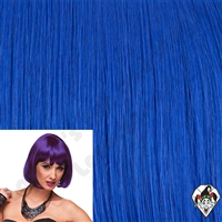 Clowning | Apparel | WIGS | Cindy Wigs | Dark Blue
