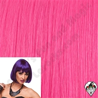 Clowning | Apparel | WIGS | Cindy Wigs | Hot Pink