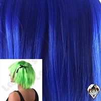 Clowning | Apparel | WIGS | Candy Wigs | Dark Blue