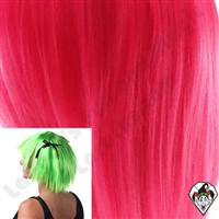 Clowning | Apparel | WIGS | Candy Wigs | Hot Pink