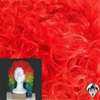 Clowning | Apparel | WIGS | Wetlook Wigs | Red