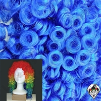 Clowning | Apparel | WIGS | Wetlook Wigs | Blue
