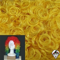 Clowning | Apparel | WIGS | Wetlook Wigs | Yellow