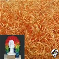 Clowning | Apparel | WIGS | Wetlook Wigs | Orange