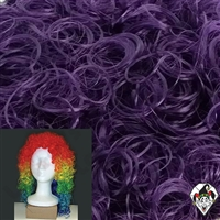 Clowning | Apparel | WIGS | Wetlook Wigs | Purple