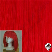 Clowning | Apparel | WIGS | Straight Silly Boy Wigs | Red