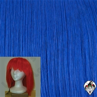 Clowning | Apparel | WIGS | Straight Silly Boy Wigs | Blue