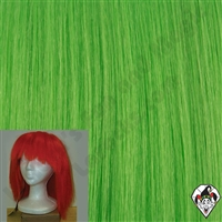 Clowning | Apparel | WIGS | Straight Silly Boy Wigs | Green