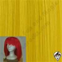 Clowning | Apparel | WIGS | Straight Silly Boy Wigs | Yellow