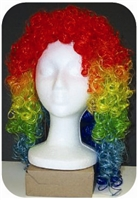 Wetlook Rainbow Wig