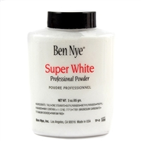 Ben Nye Super White Face Powder 3oz