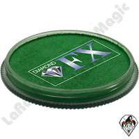Diamond FX Essential Green 30 Gram Face & Body Paint