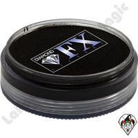 Diamond FX Essential Black 90 Gram Face & Body Paint