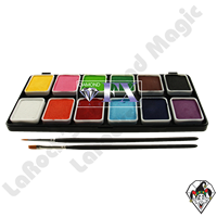Diamond FX Palette Essential 12 x 6 Gram Face & Body Art Paint