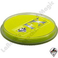 Diamond FX Neon Yellow 30 Gram Face & Body Art Paint