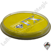 Diamond FX Metallic Yellow 30 Gram Face & Body Paint