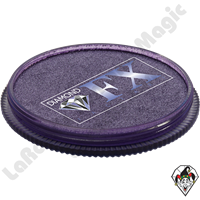 Diamond FX Metallic Purple 30 Gram Face & Body Paint