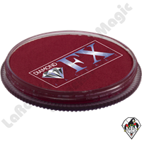 Diamond FX Essential Bordeaux Red 30 Gram Face & Body Art Paint