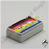 Diamond FX Split Cake Real Rainbow 30 Gram Face & Body Art Paint