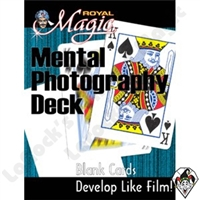 Magic | Card Magic | Mental Photography | Bicycle Deck